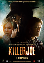 killer joe friedkin recensione