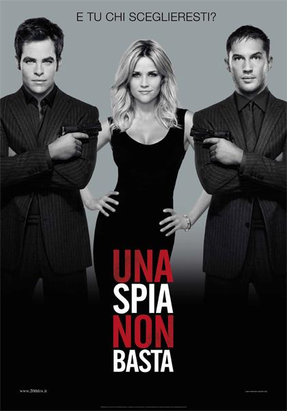Locandina italiana Una spia non basta
