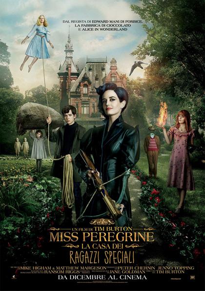 Miss Peregrine Eva Green