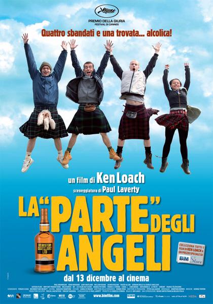 Locandina italiana La parte degli angeli