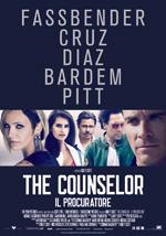 Locandina The Counselor - Il Procuratore