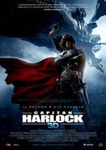 capitano harlock slowfilm recensione