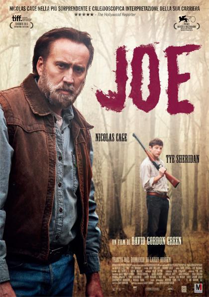 Locandina italiana Joe