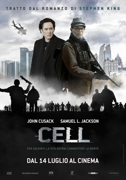 Locandina italiana Cell