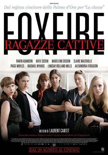 Locandina italiana Foxfire - Ragazze cattive