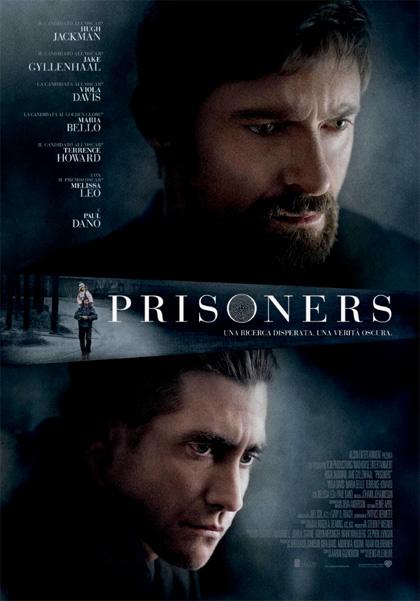Locandina italiana Prisoners