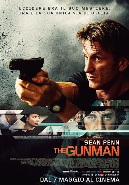 Locandina The Gunman