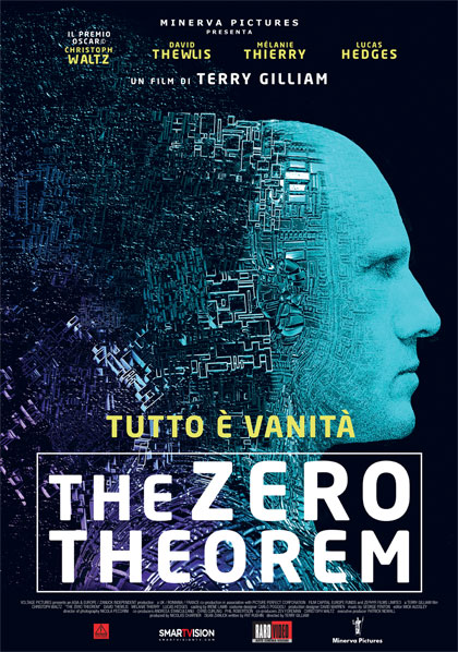 Locandina italiana The Zero Theorem
