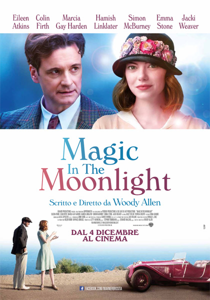 Locandina italiana Magic in the Moonlight