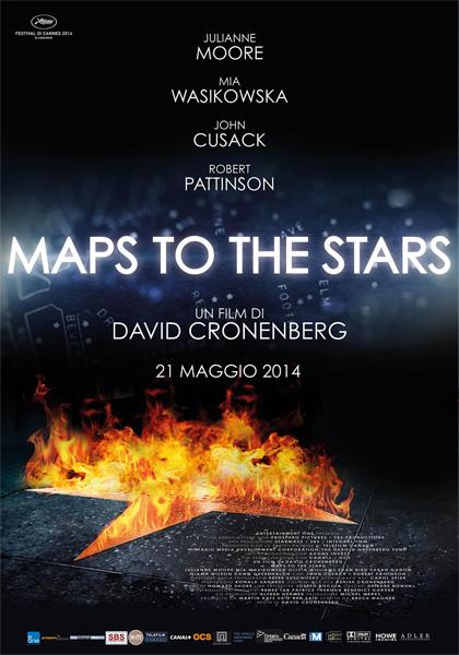 Locandina italiana Maps to the Stars