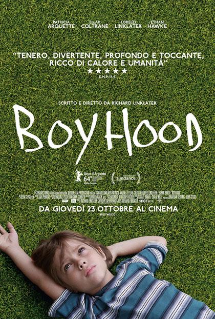 Locandina italiana Boyhood