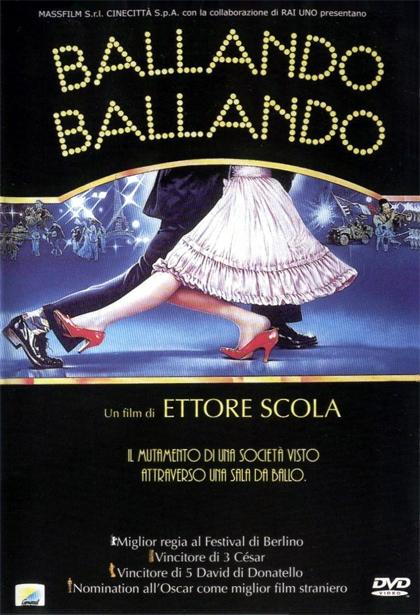 Locandina Ballando ballando