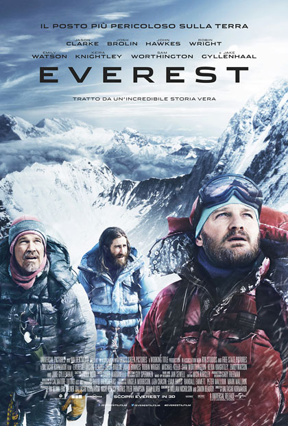 Locandina italiana Everest