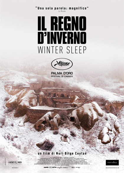 Locandina italiana Il regno d'inverno - Winter Sleep
