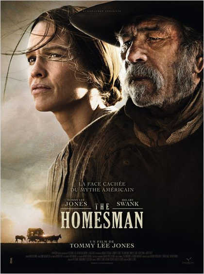 Locandina The Homesman