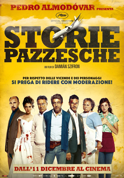 Locandina italiana Storie pazzesche