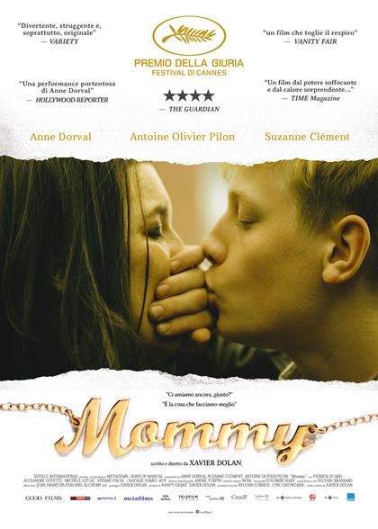 Locandina italiana Mommy