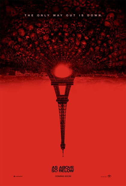 Poster Necropolis - La città dei morti