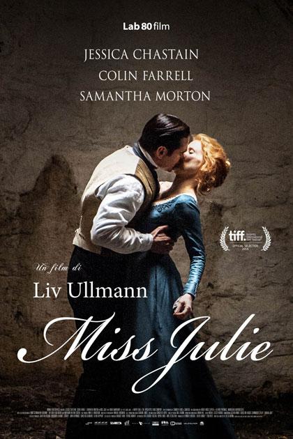 Locandina italiana Miss Julie