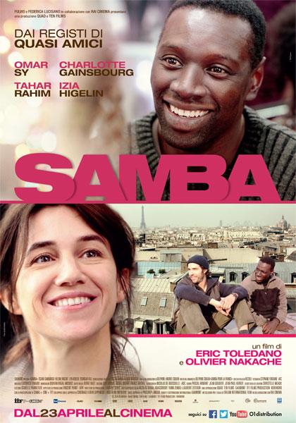Locandina italiana Samba