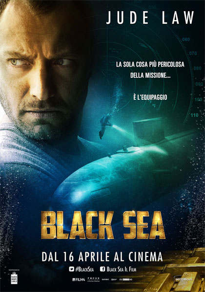 Locandina italiana Black Sea