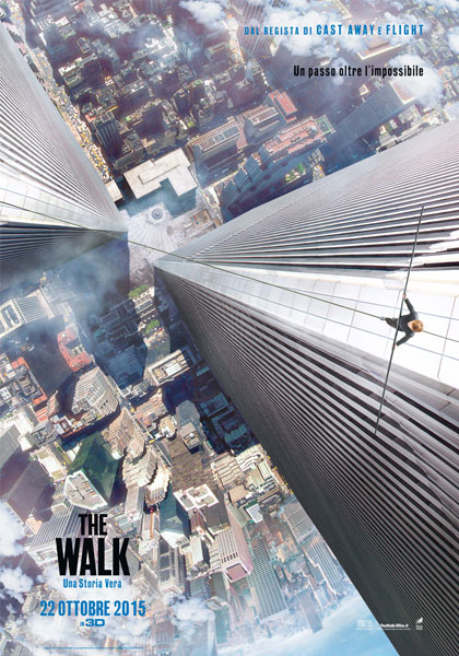 Locandina italiana The Walk
