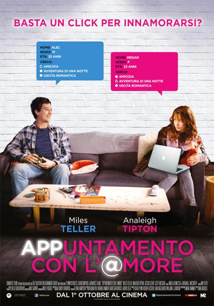 Locandina italiana APPuntamento con l'@more