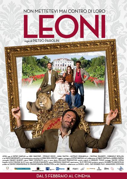 Locandina Leoni