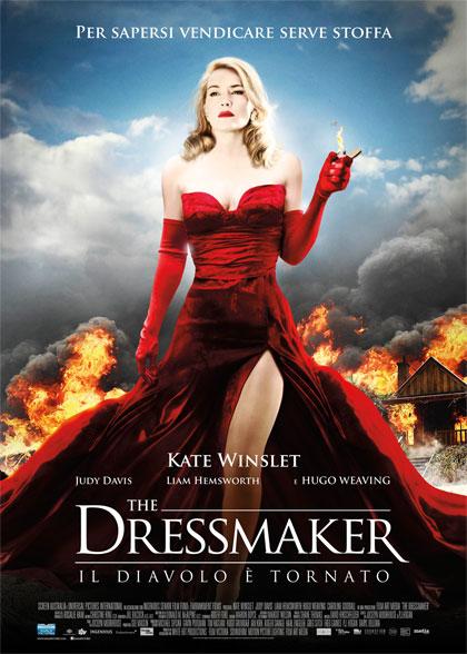 Locandina italiana The Dressmaker - Il diavolo è tornato