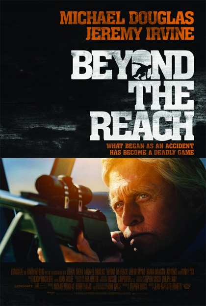 Poster The Reach – Caccia all'uomo