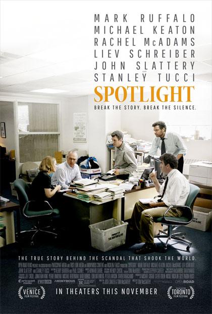 Poster Il caso Spotlight