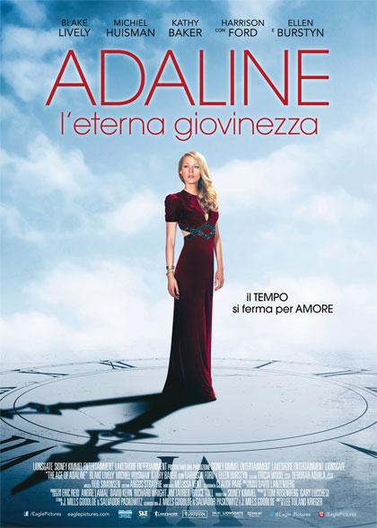 Locandina italiana Adaline - L'eterna giovinezza