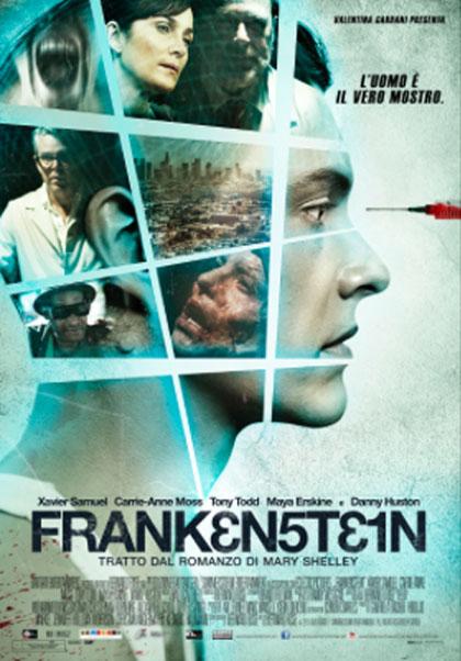 Locandina italiana Frankenstein