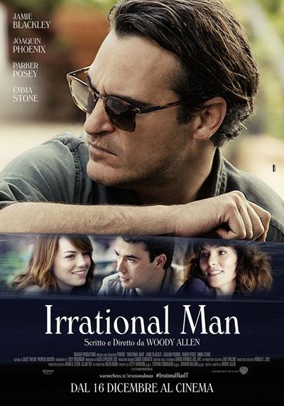 Locandina italiana Irrational Man