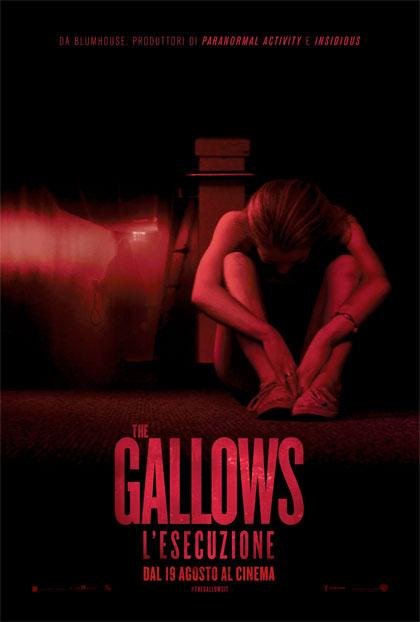 Locandina The Gallows - L'esecuzione