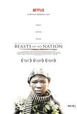 Locandina Beasts of No Nation