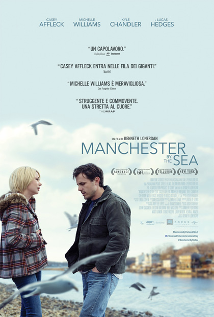 Locandina italiana Manchester by the Sea