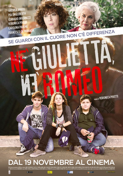 Locandina Né Giulietta né Romeo