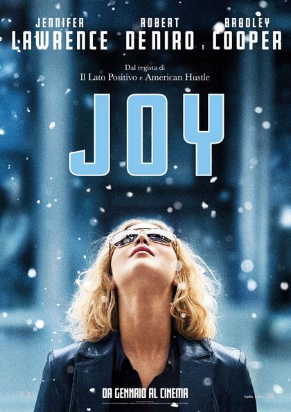 Locandina italiana Joy
