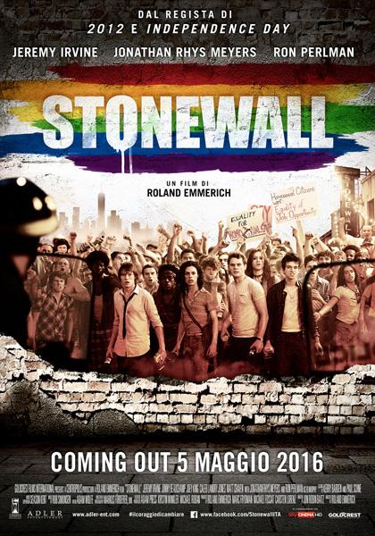 Locandina italiana Stonewall