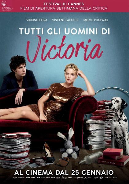 Locandina italiana Tutti gli uomini di Victoria