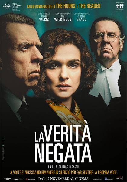 Locandina italiana La verità negata