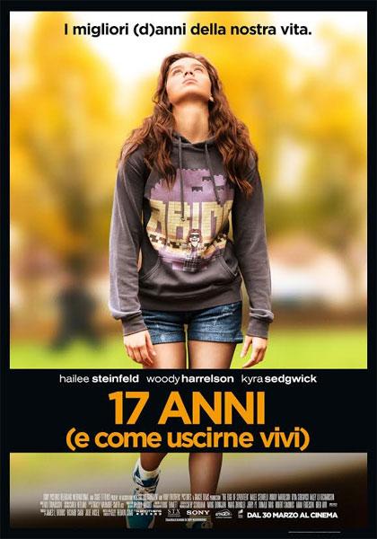 Locandina italiana 17 anni (e come uscirne vivi)