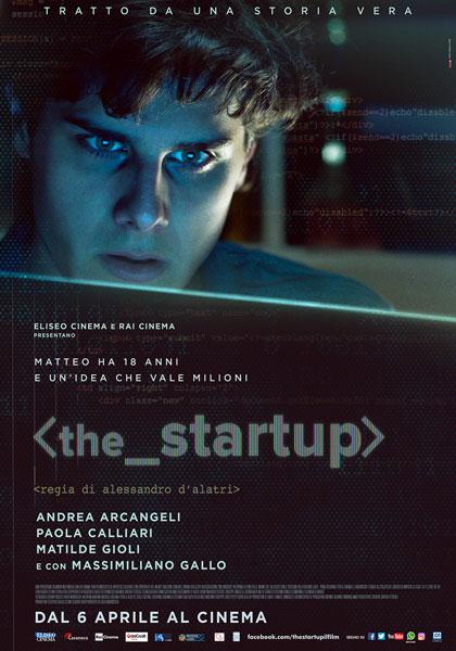 Locandina The Startup - Accendi il tuo futuro