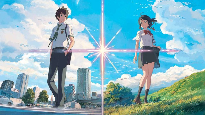 Your Name. - Film (2016) - MYmovies.it