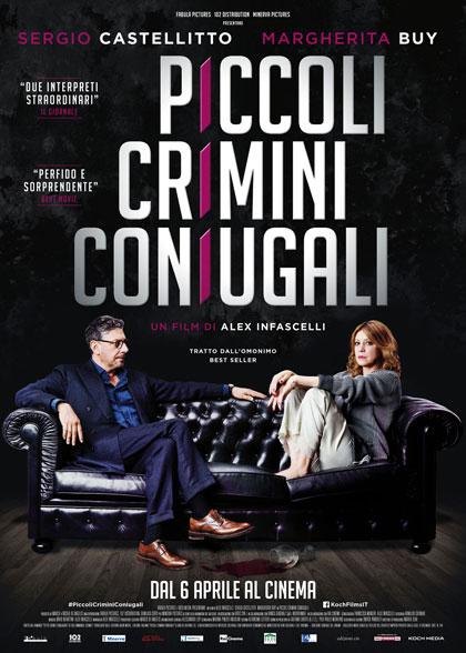 Locandina Piccoli crimini coniugali