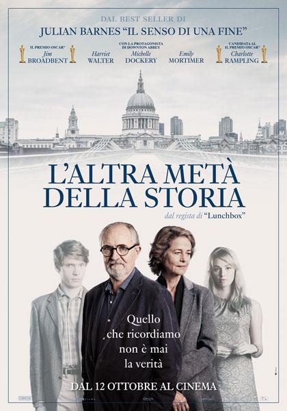 Locandina italiana L'altra metà della storia