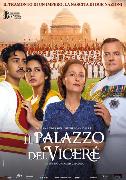 Locandina italiana Il palazzo del Viceré