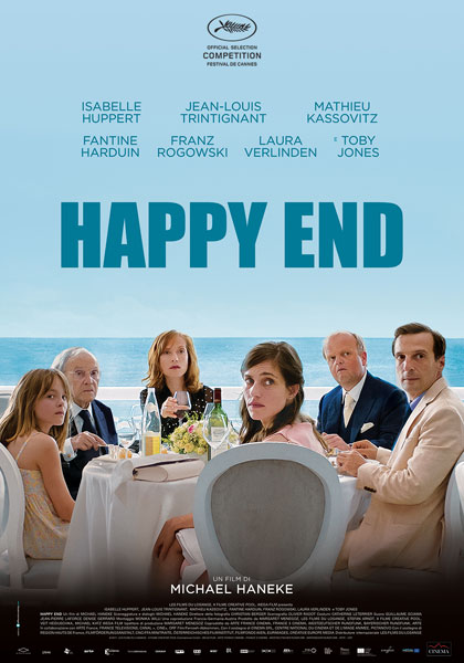 Locandina italiana Happy End