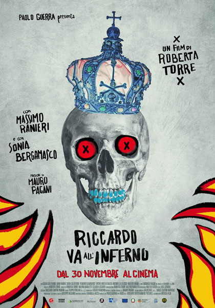 Locandina Riccardo va all'inferno